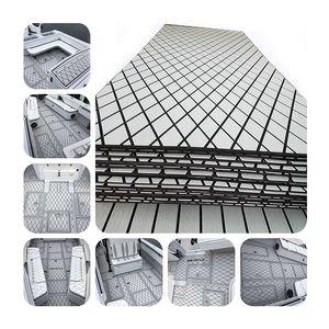 6 mm thick gray 70 x 190 CM thick marine grade Eva foam deck pad