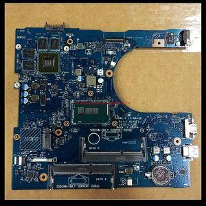 Für Dell Inspiron 17 5558 5758 Laptop V2X3C AAL10 LA-B843P SR23W i7-5500U N16V-GM-B1 4G Non-integrated Motherboard