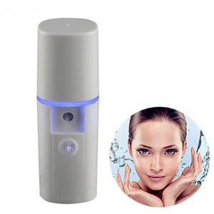 Portable Nano Mist Sprayer Facial Corporal Nebulizador Vapor Hidratante Cuidado de la Piel Mini USB Spray Facial Dispositivo de Instrumentos de Belleza