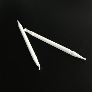 (공장 직접 판매) 왁스 ab 도구 세라믹 Dabber 도구 티타늄 네일 Dabber 도구 건조 허브 대 Stailness 스틸 Dabbers 티타늄 손톱
