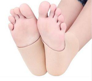 1 pair Ayak Bakımı Topuk Koruyucu kol unisex Silikon nemlendirici topuk çorap çatlak Cilt ağrı pedikür Tabanlık rahatlatmak ...