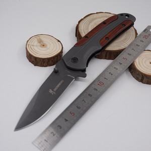 Браунинг DA43 Титан тактический нож выживания складной нож закаленные 3Cr13 56HRC карманные охотничьи ножи открытый передач нож EDC инструмент