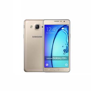 الأصلي الهاتف الخليوي سامسونج غالاكسي On7 G6000 4G LTE المزدوج سيم 5.5 بوصة بوصة الروبوت 5.1 رباعية النواة RAM1.5G ROM 8GB 13MP كاميرا الهاتف الذكي