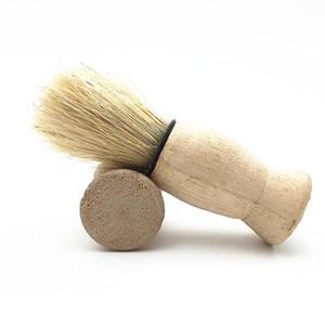 Vintage Saf Porsuk Epilasyon Sakal Tıraş Fırçası Erkek Tıraş Araçları Için Kozmetik Aracı Ücretsiz Kargo