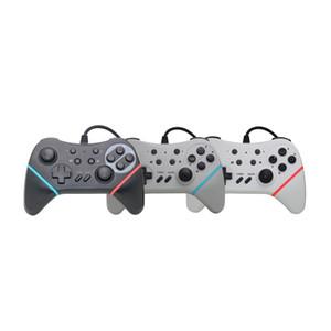 Mais novo USB Com Fio Controlador Gamepad Para Nintendo Nintend Interruptor NS Suporte Interruptor e Jogos de PC Gaming Jogar Com Botão TURBO