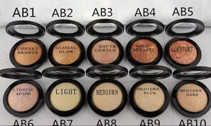 20 PCS FREE SHIPPING hot MAKEUP good quality Lowest Best-Selling good sale Mineralize powder 10g $ free gift