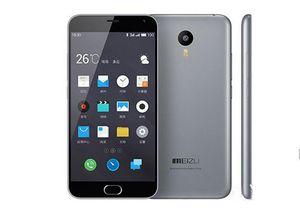 Desbloqueado original meizu meilan m nota 2 telefone móvel inteligente MTK MT6753 Octa Núcleo 2 GB RAM 16 GB ROM 5.5 polegadas 13MP 3100 mAh Telefone Android