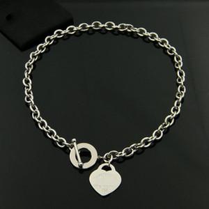 Mode kleine zierliche herz initial halskette personalisierte brief halskette name schmuck für frauen zubehör freundin geschenk
