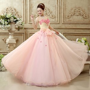 Quinceanera Dresses 2017 New Arrival Sweet Flowers Butterfly Ball Gown Lace Elegant Gorgeous Chic Prom Dress Quinceanera Growns