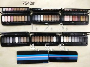 Free shipping New makeup 10 color eyeshadow palette 1pcs lot