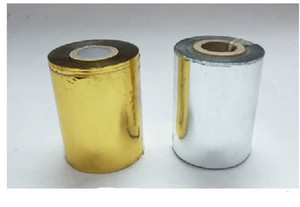 Gold Foil Hot Stamping Paper for Hot Foil stamping Machine