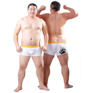 2017 Nuovo arrivo Orso Artiglio Boxer Plus Size Bear Paw Underwear progettato per Gay Bear 6 colori M L XL XXL