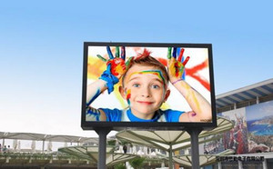 LED Display Moving Sign SMD Full Colo P10 LED Display Waterproof Outdoor Large Advertising Screen