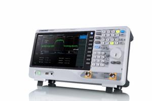 Freeshipping Siglent analisador de Espectro digital 9 KHz-2.1 GHz Ruído de Baixa Fase 10Hz 3dB RBW, 10.1'display, melhor rigol