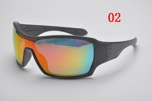 as mulheres novas dos homens polarizaram os óculos de sol 100% UVA / UVB do ramo do esporte das lentes