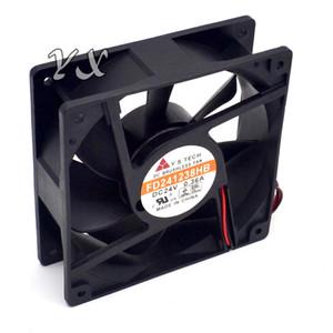 Original nuevo FD241238HB 12038 12 cm 24 v 0.36 A convertidor de frecuencia ventilador de refrigeración para wonsan 120 * 120 * 38 mm