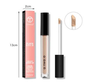 O.TWO.O Radiant Creamy Concealer Liquid Foundation Crema pastelera Chantilly Cannelle 4colors Face Makeup 120pcs DHL Gratis