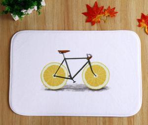 40 * 60см велосипедов Ванна Коврики противоскользящие Коврики ватки коралла Ковер Для ванной Для Bedroom Doormat онлайн