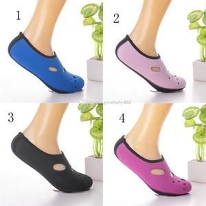 Su Sporları Dalış Çorap Anti Patinaj Plaj Çorap Yüzme Sörf Çorap Yetişkin çocuk Dalış Çizmeler Islak Elbise Ayakkabı C2413