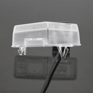 자동차 주차 카메라 / HD CCD RCA NTST 라이센스 플레이트 라이트 OEM / 후면보기 도요타 RAV4 2013 ~ 2015 카메라