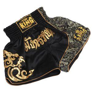 MMA 훈련 짧은 남자의 태국 권투 반바지 무에타이 Thai Boxeo 반바지 Mma의 전투 줄기 스포츠 트렁크 스포츠 반바지