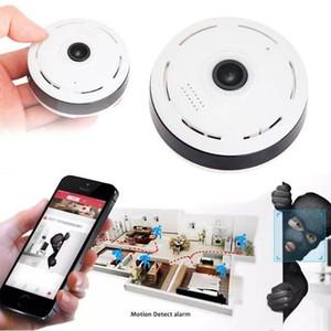Панорамный WIFI Globe Mini IP-камера ночного видения 360 градусов облако камера обнаружения движения P2P камера беспроводного видеонаблюдения домашней безопасности Cam