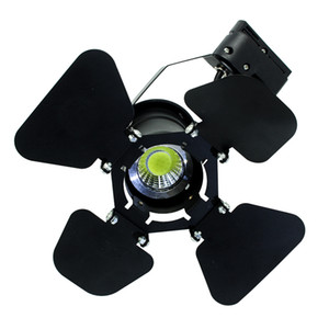 Art Lamp LED Track Light Персонализировать Прожектор Белый / Теплый Белый Магазин Одежды Высококлассного Освещения Магазина Современный Ретро Стиль