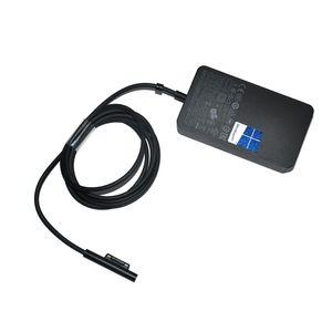 Nuevo cargador de reemplazo de CA de 36W 12V 2.58A de EE. UU. Para Microsoft Surface Pro 3 Pro 4 Adaptador de libro de superficie Fuente de alimentación con cable de alimentación PC de mesa