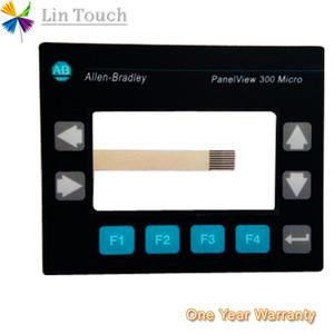 Новый Panelview 300 Micro 2711-M3A18L1 2711-M3A19L1 HMI PLC мембранный переключатель клавиатура Клавиатура используется для ремонта машины с клавиатурой