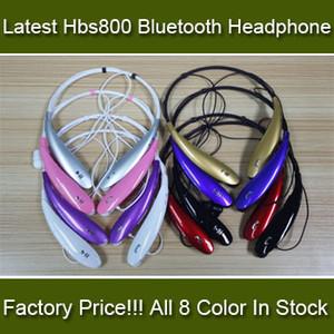 Preço de fábrica!! HBS800 HBS 800 HBS 901 HBS 902 HBS902 esportes Sem Fio Bluetooth fones de ouvido fones de ouvido necksets para samsung S5 S6 iphone 6 plus