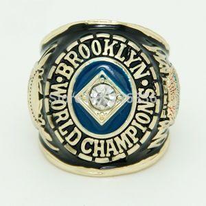 1955 Brooklyn World Championship Ring