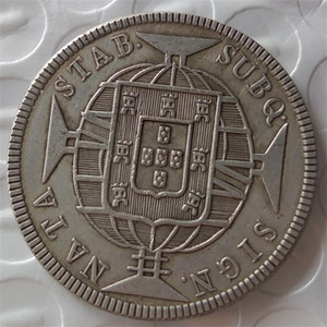 1818 Brazil 640 Reis-Joao VI Copy Coins Promotion Cheap Factory Price nice home Accessories Coin