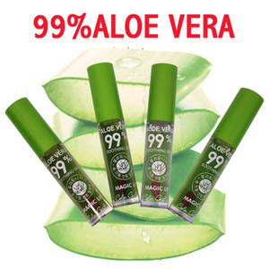 Crema idratante aloe vera gel lisciante Magic Lip Gloss idratante colore trasparente che cambia Clear Lipgloss Labbra antiaderenti Prodotti