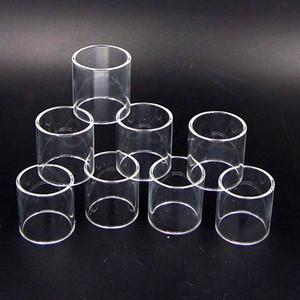 Isub V Tanque De Vidro Tubo Tubo de Substituição de Tubo De Vidro Pyrex para Innokin Isub-V Atomizador E Cigarro DHL Livre
