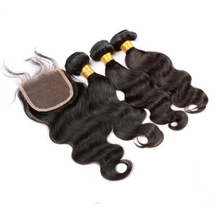 malaysian curly hair BUNDLES body wave hair weaves water wave straight human weave body wave cuticle aligned Virgin mink Hair
