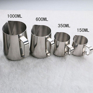 Paslanmaz Çelik Espresso Kahve Sürahi Craft Latte Süt Frothing Sürahi