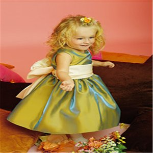 Baby Dress Children Skirt Baptism Clothing Shower Party Cloth Kids Party Pageant Princess Wedding Bridesmaid Flower Girls Dress