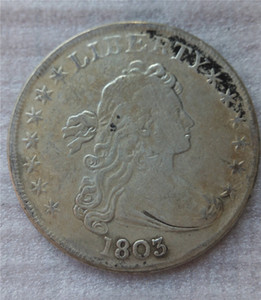 United States Draped Bust Dollar 1803 Coins Copy Archaize Old Looking US Coins Brass Crafts Coins\Whole Sale Free Shipping