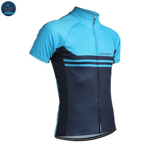 Customized NEW 2017 Dark Blue Lines JIASHUO mtb road RACE Team Bike Cycling Jersey   Shirts & Tops Clothing Breathable Ropa CICLISMO