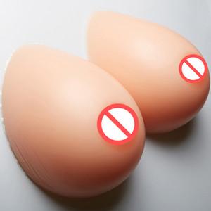 عالية الجودة سيليكون كروسدريس شكل الثدي كبير التمثال شكل منصات الثدي الاصطناعي وهمية شكل الثدي 1 زوج 800 جرام
