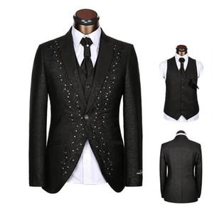 Costumes hommes costume définir manuellement la mode robe de mariée de la cathédrale vis sans fin, cultiver sa moralité en Europe et aux États-Unis commercial