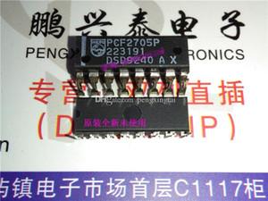 PCF2705P. FILTRO DIGITAL / chip de la máquina placa giratoria. Componente electrónico . PDIP-16 pins paquete de plástico. Circuitos integrados de HIFI DIY Integrated Circuits