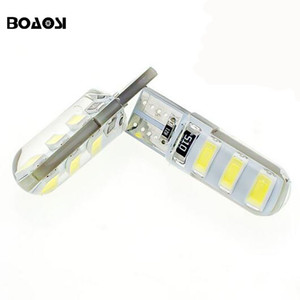 W5W LED T10 Light 6 LED 5630 SMD Car Light Light Clearance Display Parking Lamp Backup Number Lights Lights
