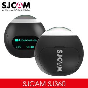 Cámara SJCAM SJ360 original 2K Wifi Mini cámara panorámica 2048 * 2048 Ultra HD 360 grados Panorama Sport VR Cámara