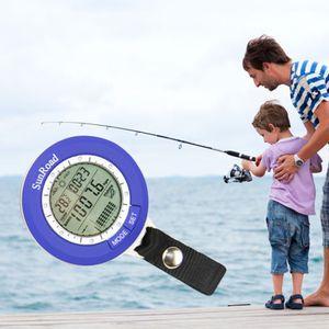 Sunroad Fishing Barometer Multifunción LCD Digital Pesca al aire libre barómetro altímetro termómetro al por mayor