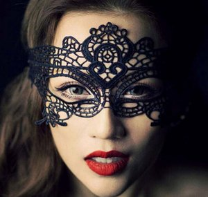 populäre handgemachte Spitzeaugenmaske reizvolle Catwoman Party, Diskontnachtklub-Tanzmaske, reizvolle Spitze, Ostern-Party Damen-halbe Maske, heiße verkaufenmodelle