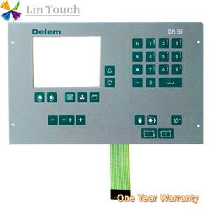 NEU DELEM DA-51 DA51 DA 51 HMI-SPS Folientastatur mit Folientastatur Zum Reparieren der Maschine über die Tastatur