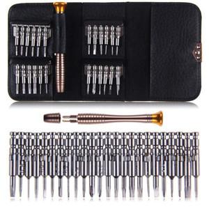 25in1 Schraubendreher Set Handwerkzeuge Torx Kit Schraubendreher Brieftasche Set Reparatur Werkzeuge Kits für Handy Repair Tool Set Kit