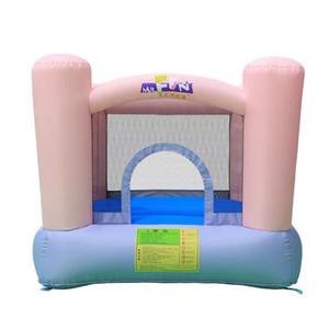 Inflável Castelos Playgrounds Infantil Família Playground Equipamentos Internos Pequeno Inflável Castelo Pulando Cama Jumping Cama