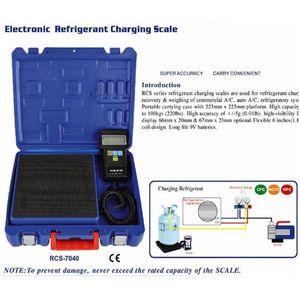 Livraison gratuite Balance de charge frigorigène électronique Réfrigération Electronique Precision Calibration Weight Calibration Balance